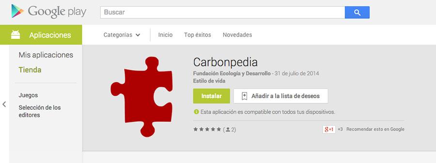 Carbonpedia