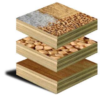 Limowood madera y pl stico reciclados para fabricar muebles for Cosas hechas de madera