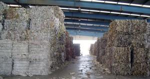 España y Grancia pugnan por la segunda posición en el reciclaje de papel en Europa