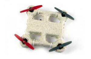 La NASA trabaja en el desarrollo de un dron biodegradable