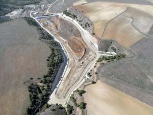 Ecologistas en Acción denuncia la ampliación del vertedero de Santovenia de Pisuerga (Valladolid)
