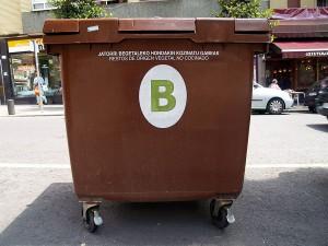 La Diputación Foral de Bizkaia aprueba una línea de subvenciones para la implantación del quinto contenedor de residuos