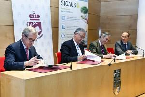 Coslada albergará el 4º Bosque SIGAUS