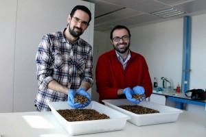 Entomotech exporta su tecnología de tratamiento de residuos vegetales