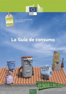 Portada de la Guía de Consumo de la campaña Generation Awake
