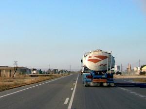 El negocio del transporte de mercancías peligrosas cayo un 3,2% en 2014