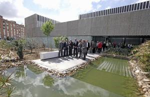 Badajoz abre un nuevo centro dedicado a a investigación y la innovación en gestión de residuos