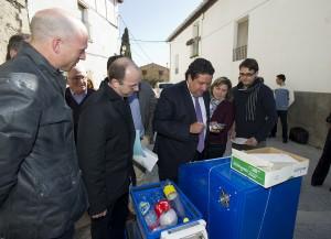 La provincia de Castellón, en el Observatorio Europeo para el Reciclaje de Residuos Municipales
