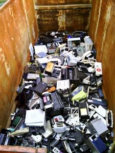 La reutilización es un arma crucial en la batalla contra la generación de residuos electrónicos