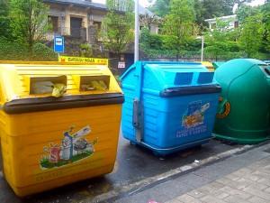 El nuevo Plan de residuos del País Vasco prevé aumentar la separación en origen y la recogida selectivas hasta el 75%