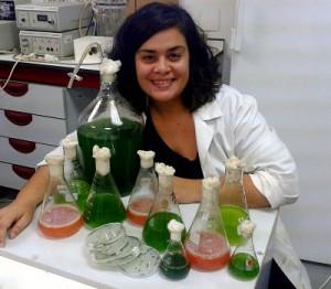Una nueva microalga aislada en  Marismas de Odiel podría aprovecharse para producir biodiésel