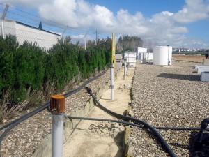 Investigadores sevillanos desarrollan un sistema de depuración de aguas residuales de bajo coste con piedras y escombros