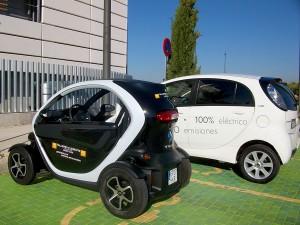 El parque de vehículos eléctricos se situó a finales de 2014 en 6.780 unidades