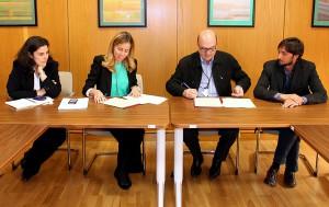 El MAGRAMA y el Gremi de la Recuperació de Catalunya firman un convenio para fomentar la prevención y reutilización de residuos textiles