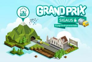 SIGAUS lanza un juego on line para fomentar el reciclaje de aceite industrial usado