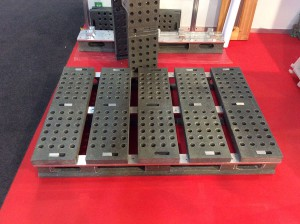 El palé ha sido desarrollado por la empresa valenciana Avantpack