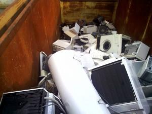 El año pasado se generaron 41,8 millones de toneladas de residuos electrónicos en todo el mundo