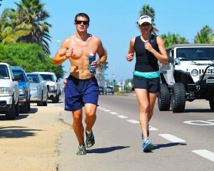 Los beneficios del ejercicio son mayores que los efectos nocivos de la contaminación del aire