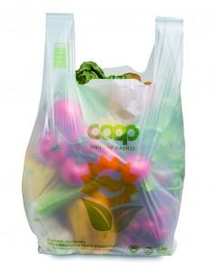 Los fabricantes de bioplásticos creen que la revisión de la Directiva de envases servirá para promover el uso de bolsas compostables