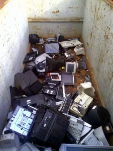 Algunos sistemas de recogida no permiten la reutilización de los aparatos