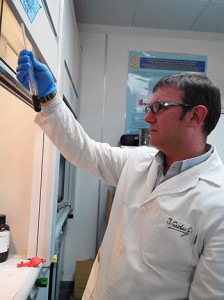 El nuevo plástico obtenido en la investigación incorpora un 30% de lignina