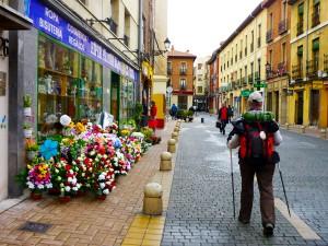 Iniciativa pionera para fomentar el reciclaje en el Camino de Santiago