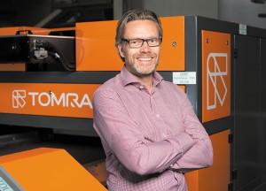TOMRA Sorting Recycling renombra su gama de equipos de clasificación por sensores
