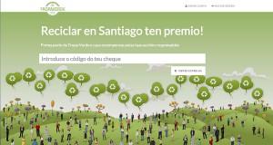 Tropa Verde premia el reciclaje en Santiago de Compostela