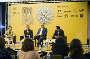 ASPLARSEM celebró ayer su jornada anual, donde puso de relieve el papel esencial del reciclaje en la economía circular
