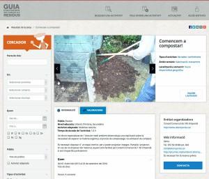 La guía recoge todas las actividades relacionadas con la gestión de residuos en Catalunya