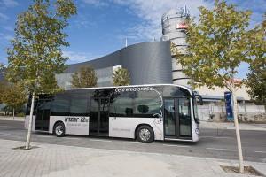 Dos autobuses 100% eléctricos de Irizar circularán por el centro de Londres