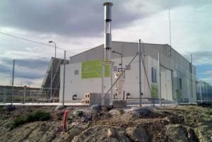 La planta de Metabioresor produce sus primeros 46.000 litros de metano a partir de 2.600 litros de purín de cerdo