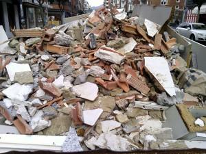 Reclaman mejor puntuación en las licitaciones públicas para el hormigón reciclado a partir de residuos