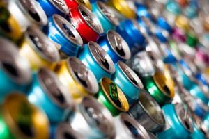 El total de los envases de aluminio que se recuperan se recuperan se reciclan