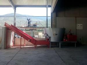 Nueva planta de compostaje de Sort