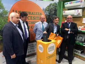 Nueva campaña de concienciación sobre reciclaje de RAEE en Andalucía