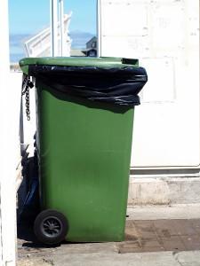 Municipios escoceses ensayarán la recogida mensual de la basura no reciclable