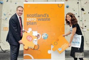 La consulta sobre economía circular quiere mejorar el Plan de Residuos Cero de Escocia