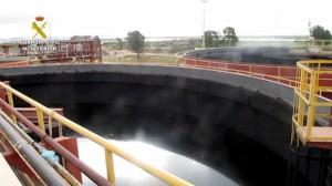 os imputados en Puerto Real por vertidos de residuos peligrosos