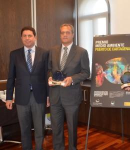 La Autoridad Portuaria de Carttagena premia un proyecto de valorización de subproductos industriales