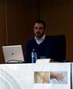 Benito Blanco llamó a trabajar para optimizar la gestión de residuos