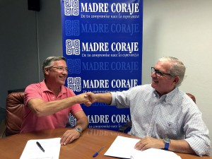RECILEC y la ONG Madre Coraje firman un acuerdo para la reutilización de RAEE