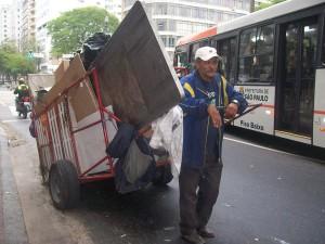 Los recicladores de América Latina se unen para obtener reconocimiento social, económico y ambiental