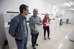 Dos nuevos puntos limpios urbanos acercan la recogida selectiva a los vecinos de Sabadell