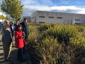 Valladolid contará con una planta de transferencia de residuos industriales en el Polígono de San Cristóbal