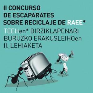 Segundo concurso de reciclaje de RAEE en Navarra
