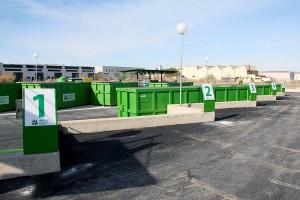 Los distribuidores de electrodomésticos podrán llevar los grandes residuos electrónicos a los ecoparques del CVI