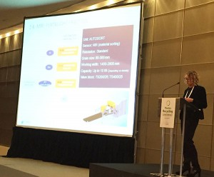 TOMRA Sorting Recycling, presente en la Plastic Recycling Conference Europe