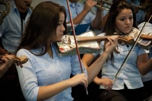 La Orquesta de Instrumentos Reciclados de Cateura actuará el 4 de enero en Madrid