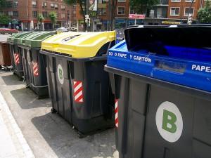 En España se recogieron casi 22 millones de toneladas de residuos urbanos en 2013
